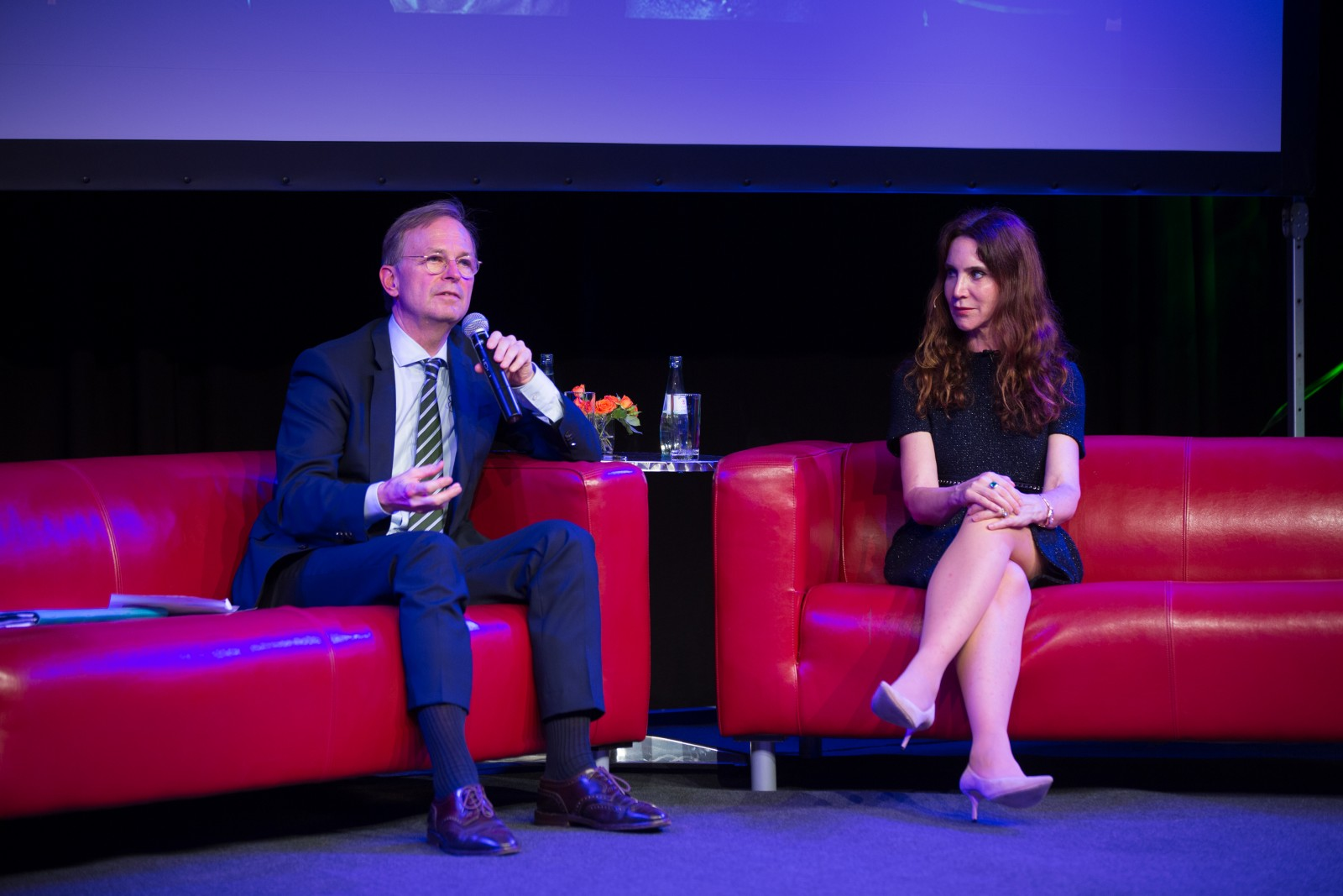 Smart. Vernetzt. Umstritten: Herausforderung Digitalisierung Prof. Dr. Anabel Ternès zu Gast bei Thomas Rachel MdB in Düren