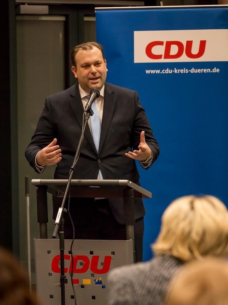 Thomas Floßdorf mit 111 Stimmen zum Bürgermeisterkandidat der CDU gewählt