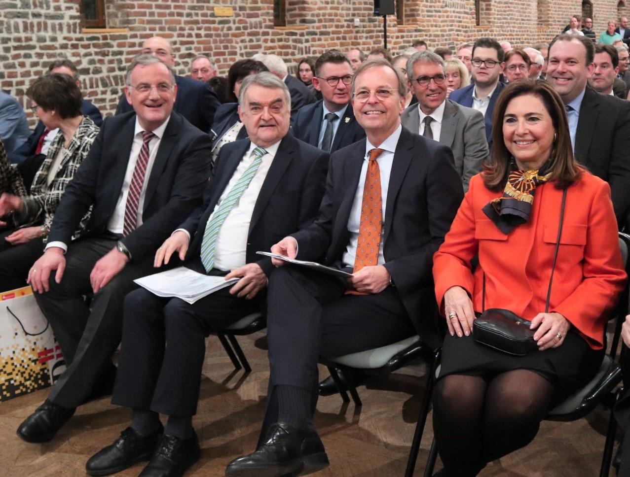 Innenminister Reul beim Neujahrsempfang der CDU Kreis Düren