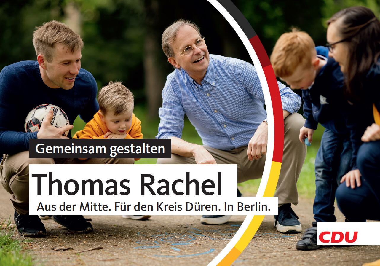 Thomas Rachel für junge Leute