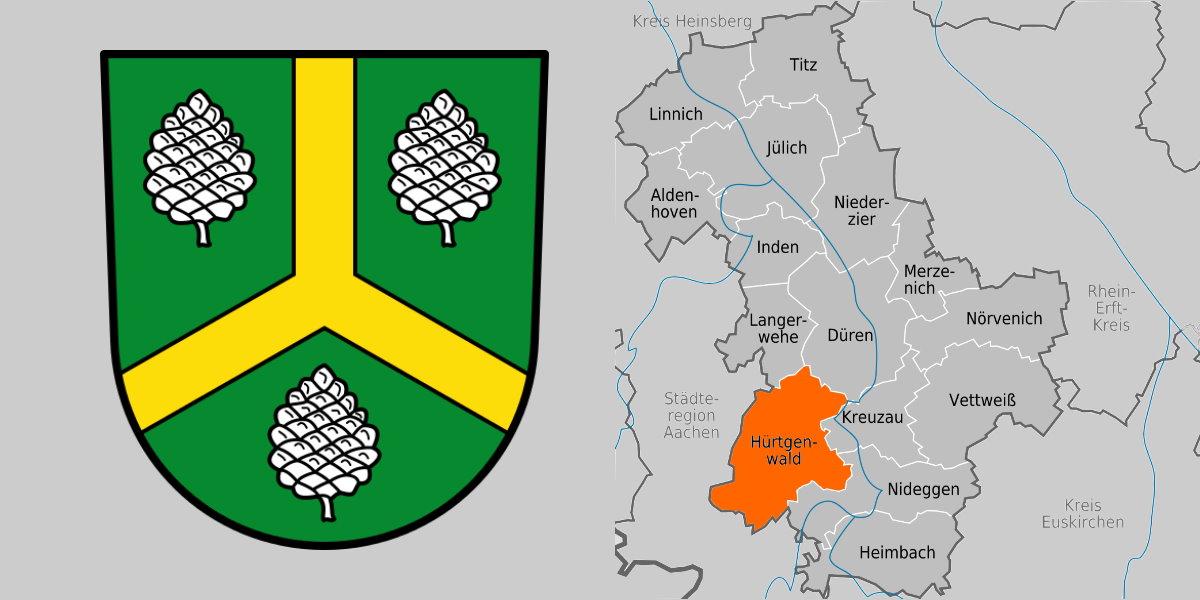 Abbildung von Hürtgenwald