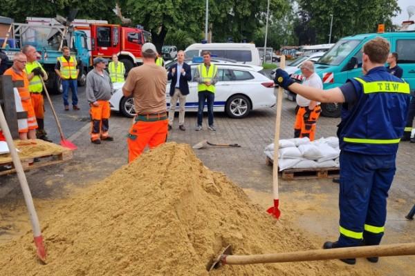 Thomas Rachel MdB: Soforthilfe soll Opfern des Hochwassers helfen